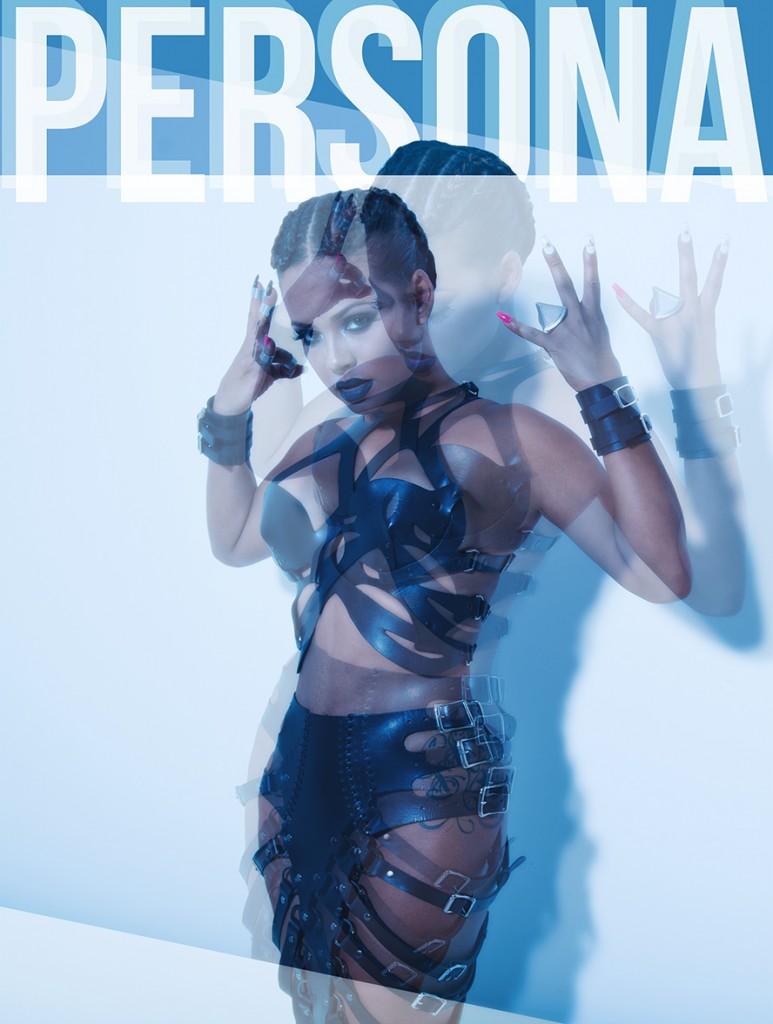The Cover - Christina Milian - Persona Magazine