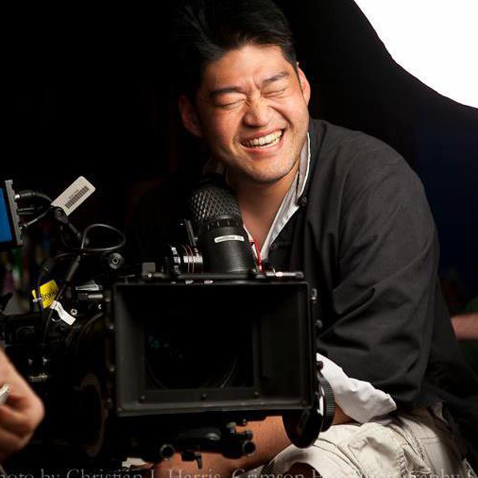 First Assistant Director, Kevin Huang. SMILE XXVII Studios